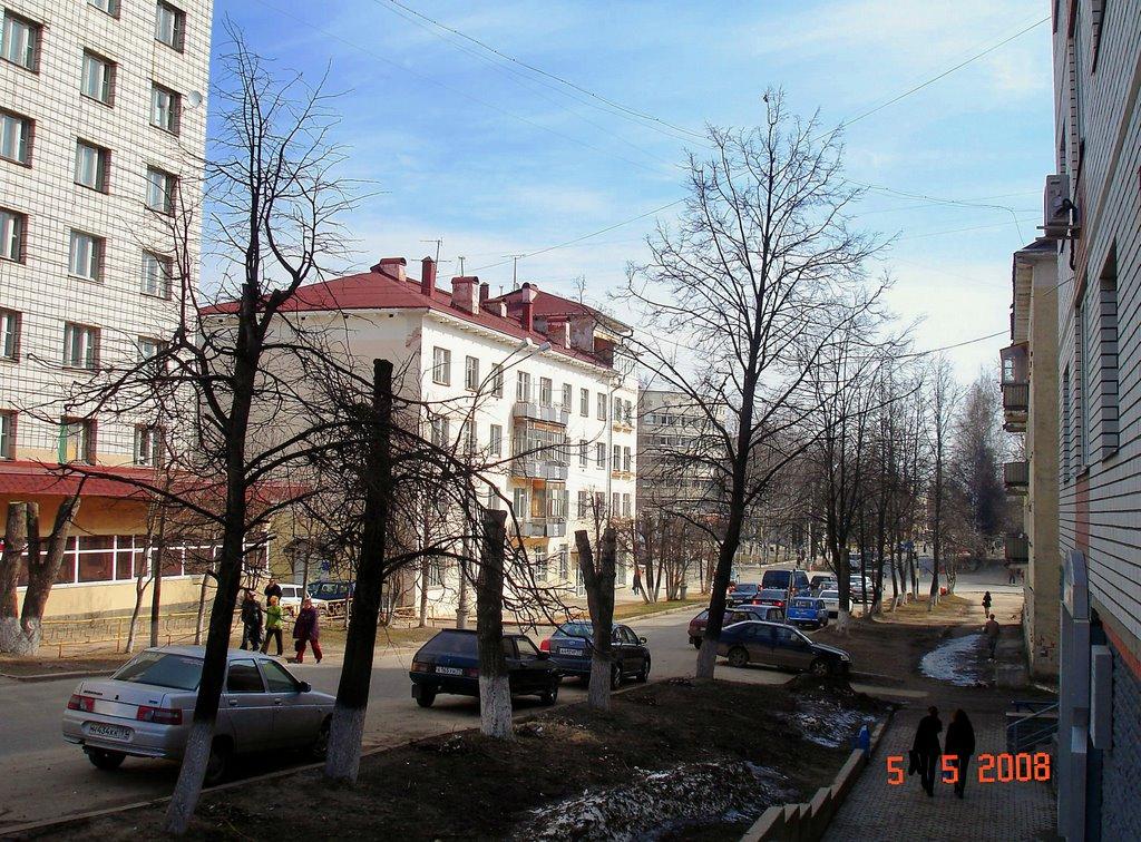 ул. Бабушкина, Сыктывкар