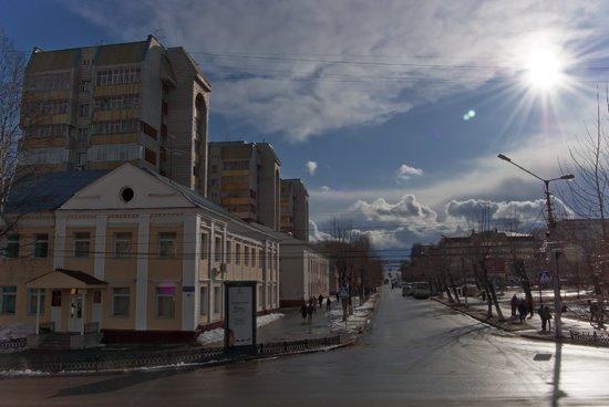 ул.Коммунистическая, Сыктывкар