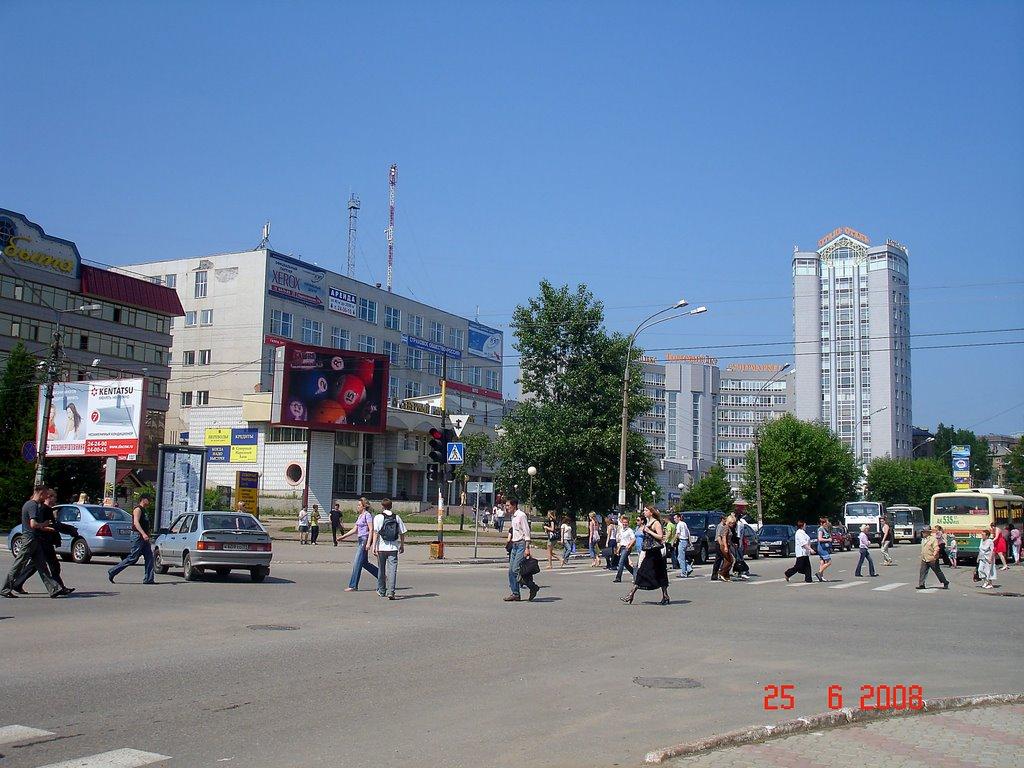 ул. Первомайская, Сыктывкар