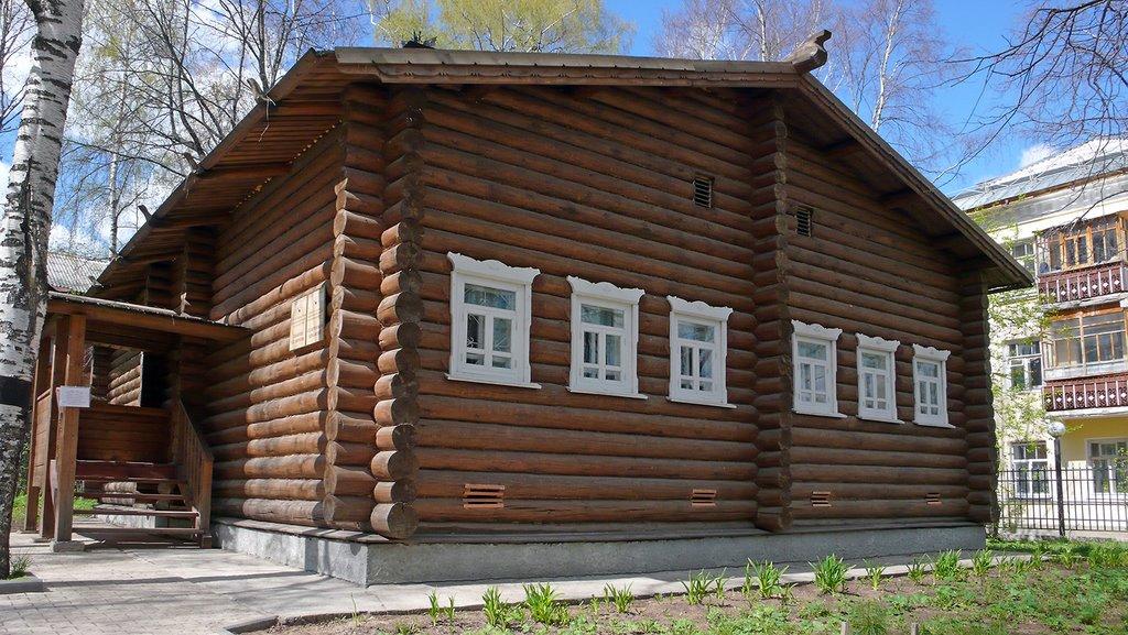 Дом-Музей И.П. Морозова, Сыктывкар