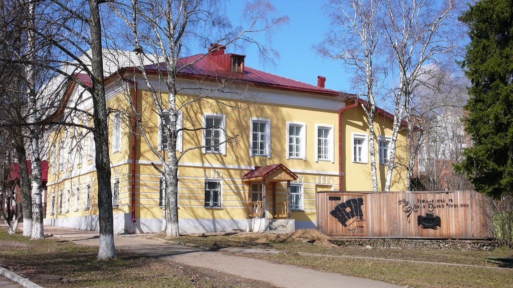 Дом Сухановых, Сыктывкар