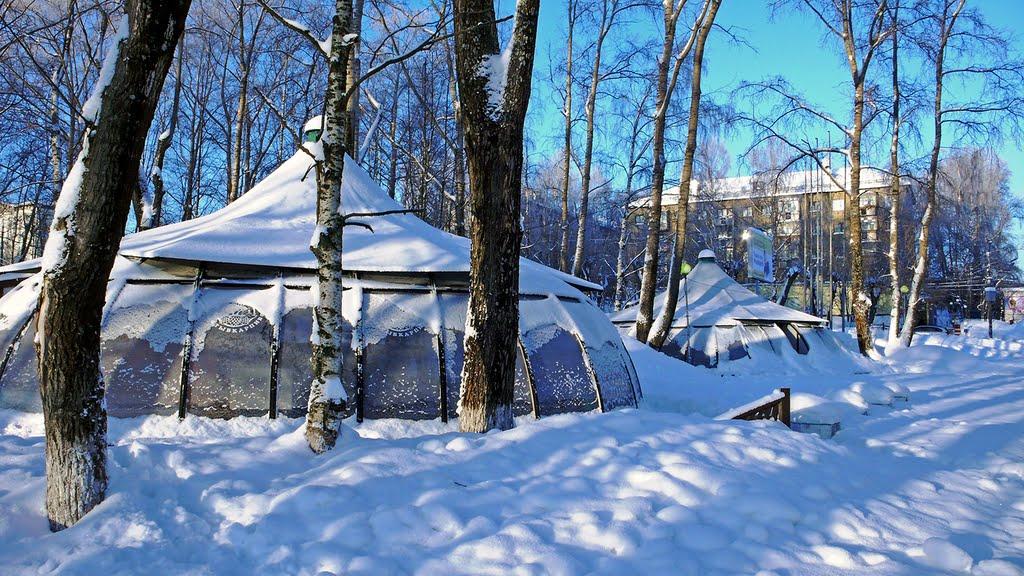 Пивные шатры, Сыктывкар