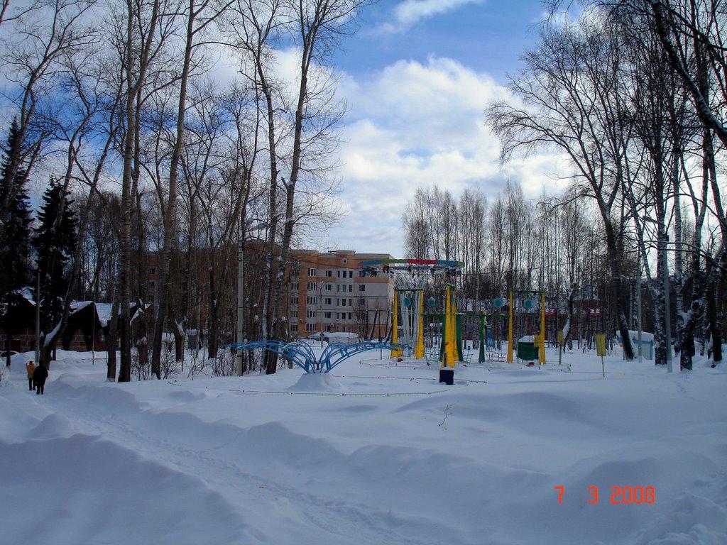 Карусели, Сыктывкар
