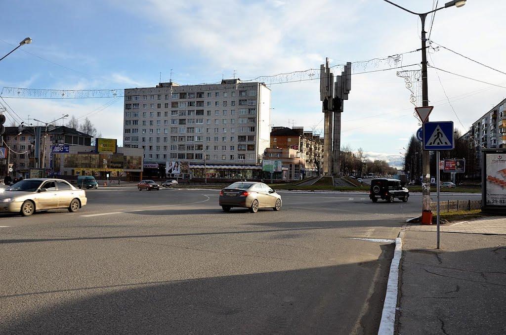 Центр Сыктывкара, Сыктывкар