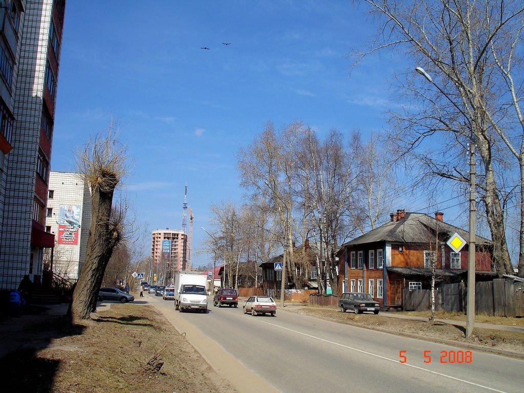 ул. К Маркса, Сыктывкар
