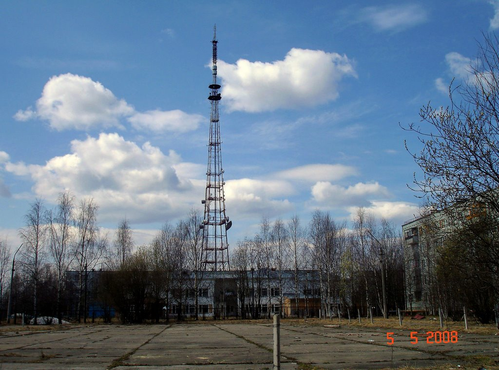 Телевышка, Сыктывкар