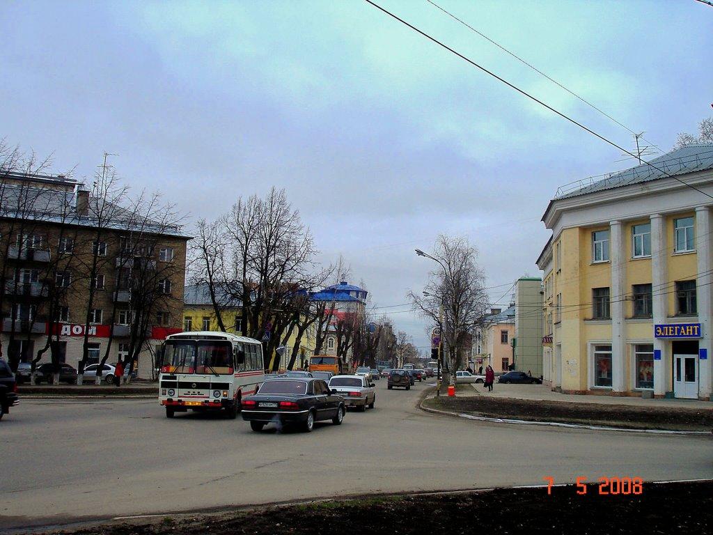ул. Советская, Сыктывкар