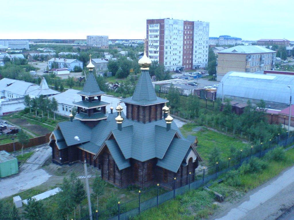 Церковь, Усинск