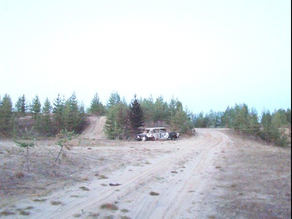 Трасса 2009г, Усинск