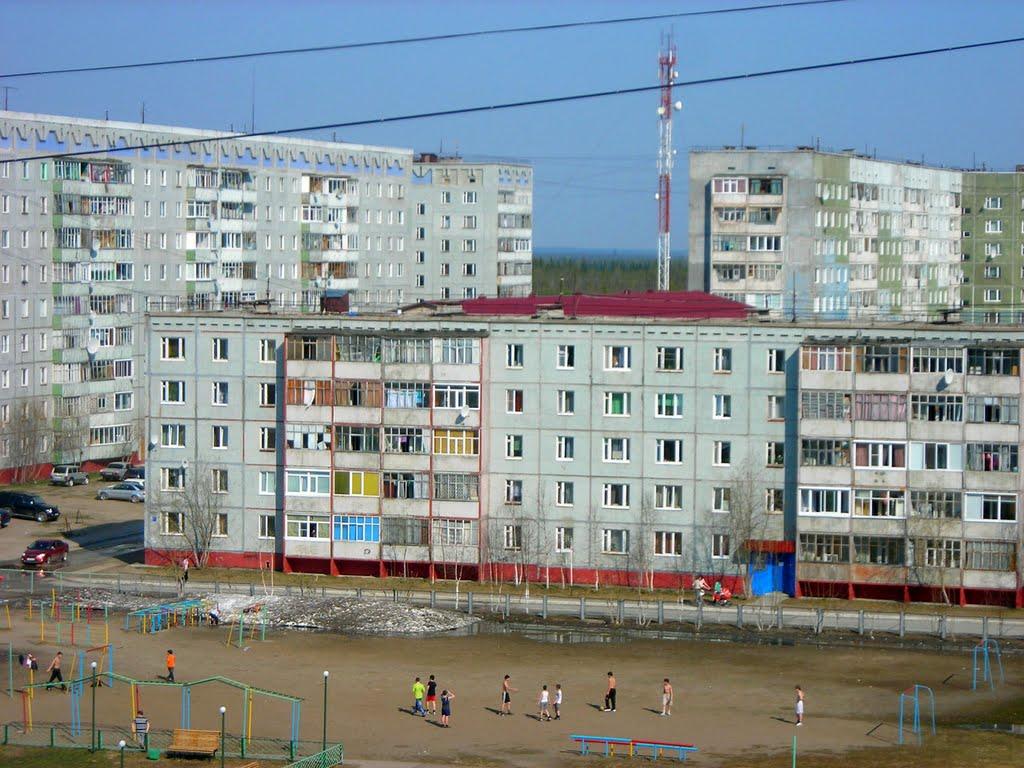 Ленина, Усинск