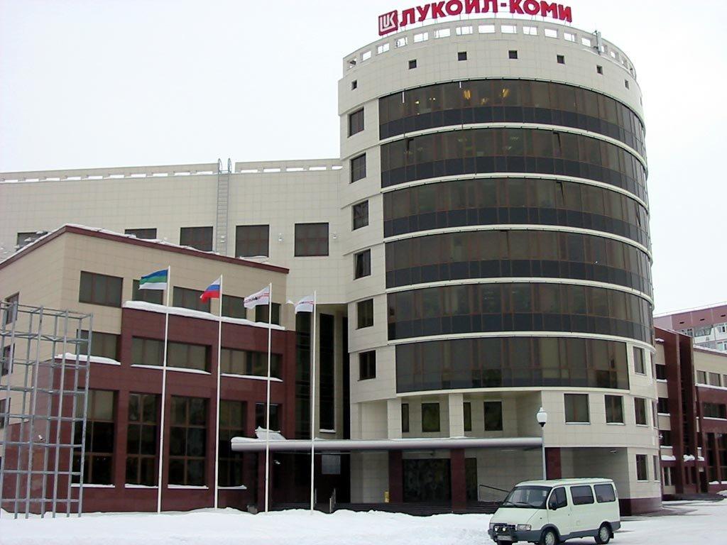 ЛУКОЙЛ-КОМИ, Усинск