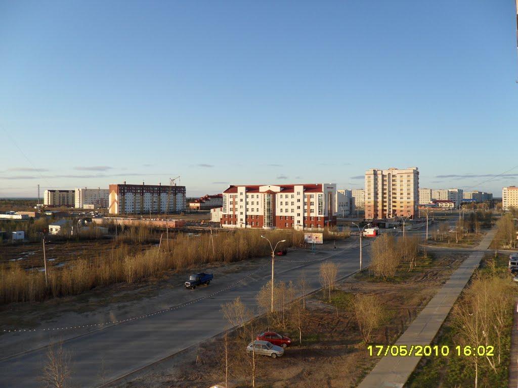 Усинск,ул.Мира, Усинск
