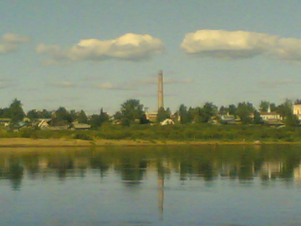 Памятник, Усть-Кулом