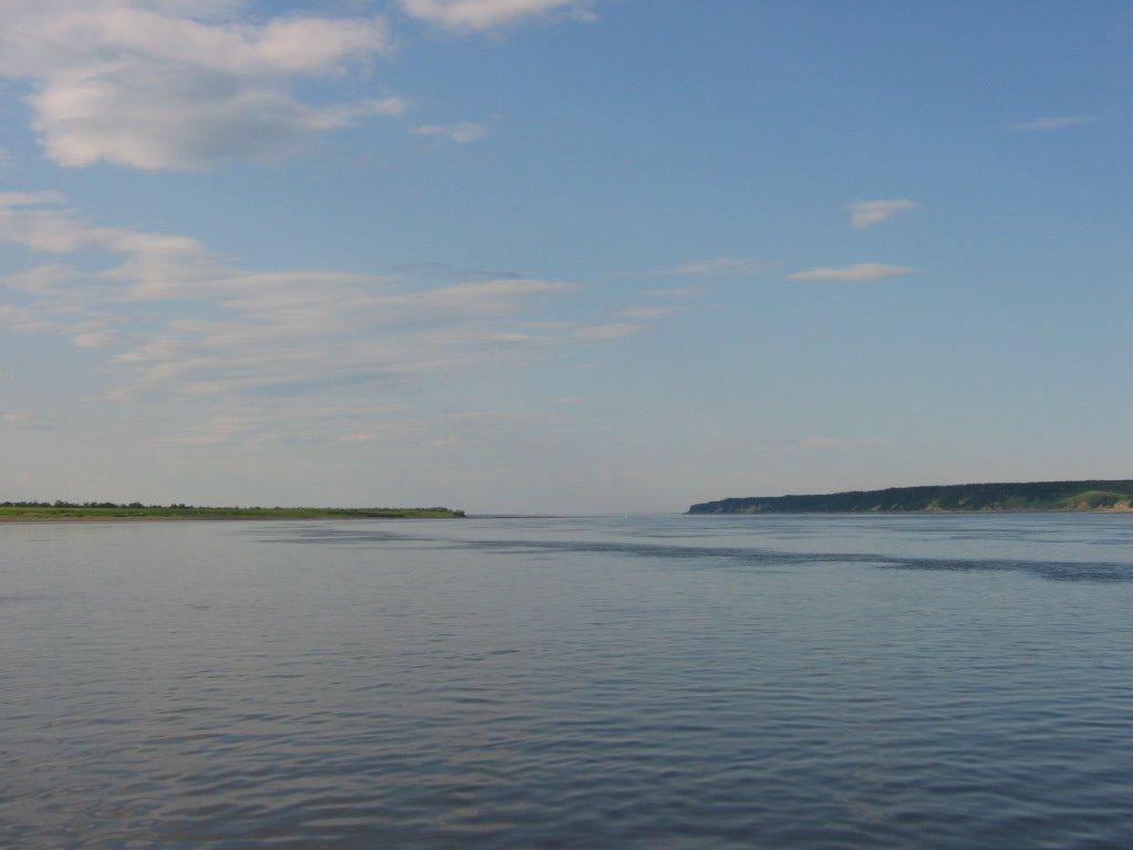Pechora River, Усть-Цильма