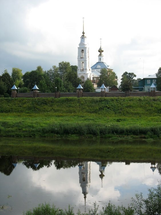 Благовещенский собор города Буя., Буй