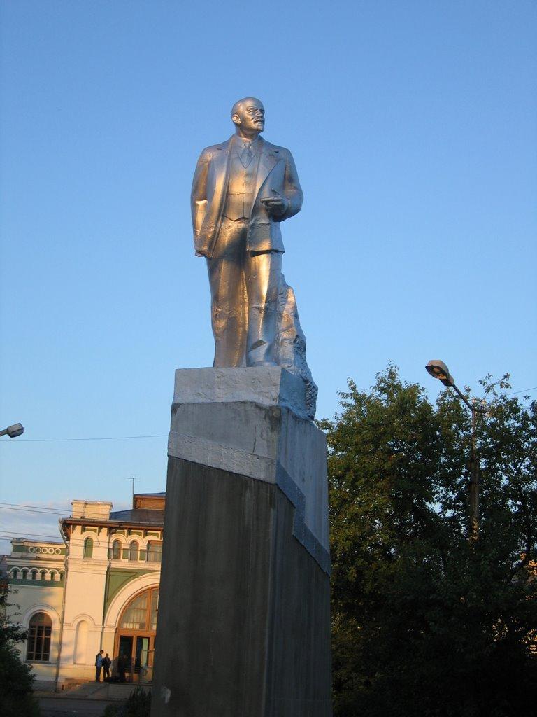 Памятник Ленину В.И., Буй