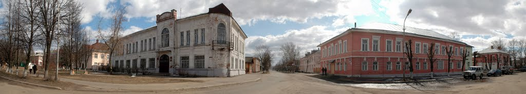 Буй, Костромская область, Буй