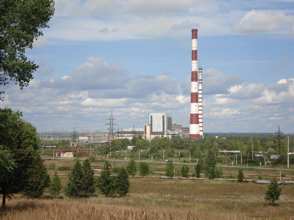 Роща, Волгореченск