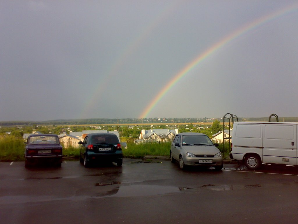 Просто Радуга, Волгореченск