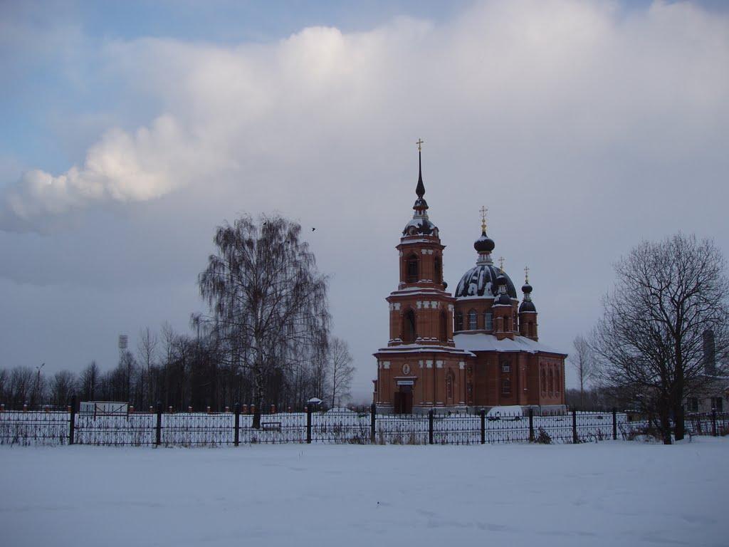 Храм, Волгореченск