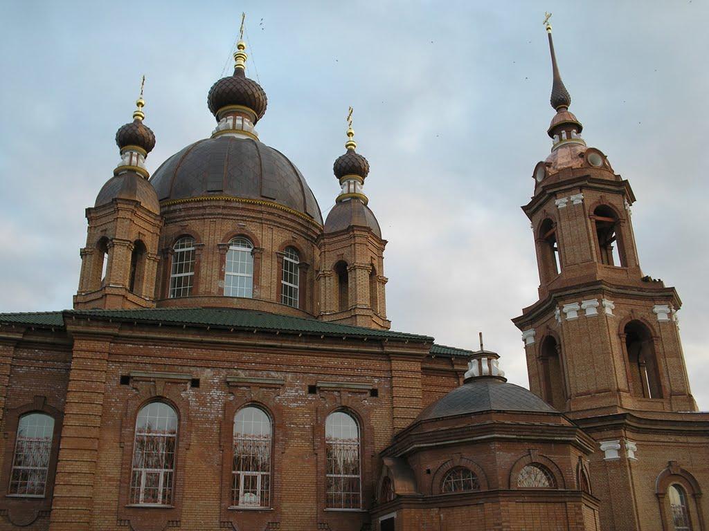 Церковь, Волгореченск