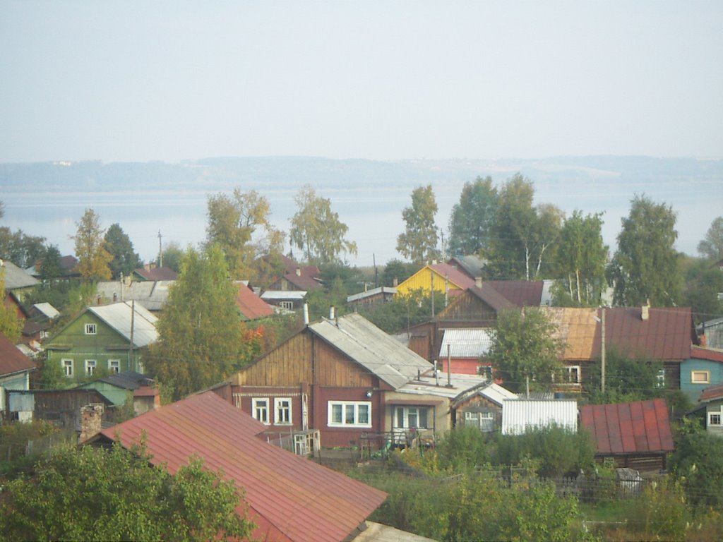 Galich, houses, Галич