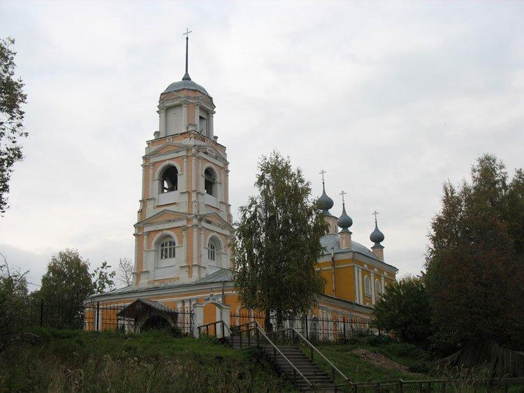 Успенский собор города Кологрива., Кологрив