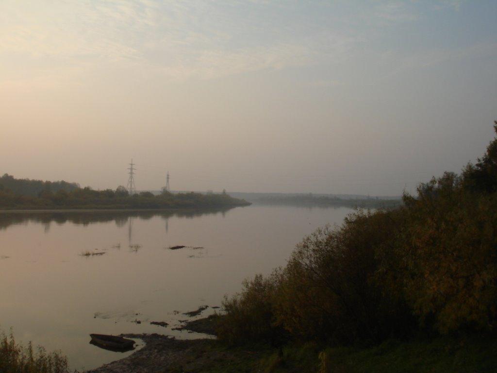 Унжа осень 2008, Мантурово