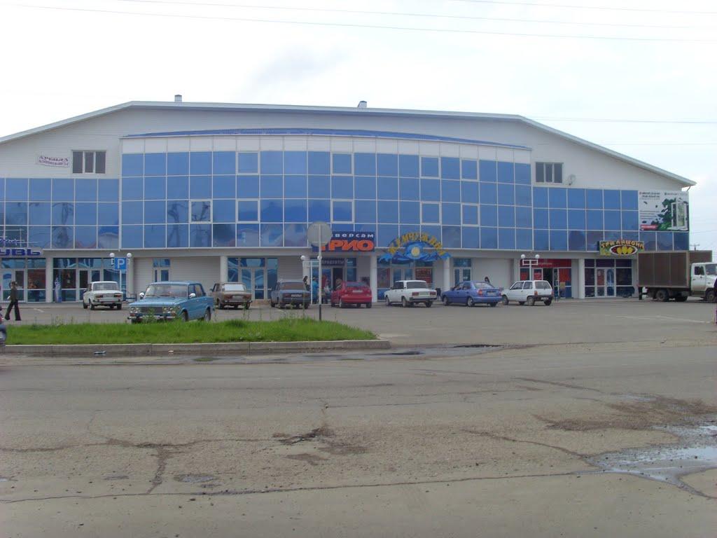 торговый центр, Курганинск