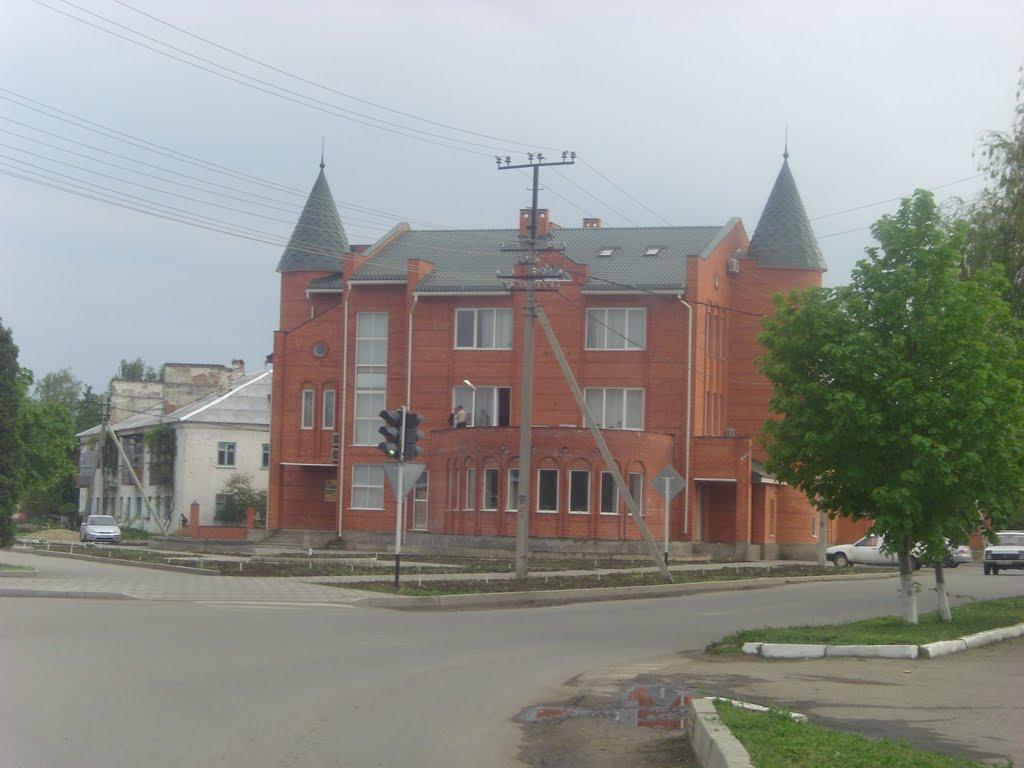 офисное здание, Курганинск