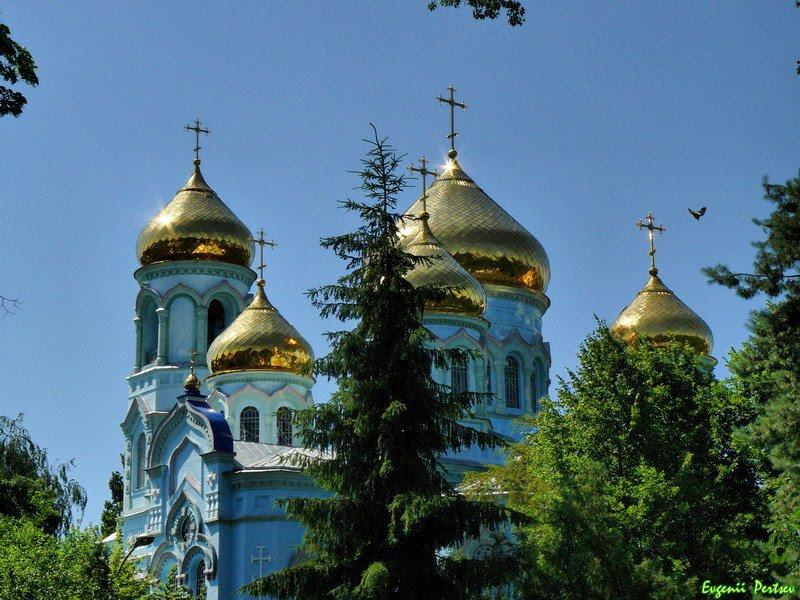 Золотые купола - Golden domes..., Курганинск
