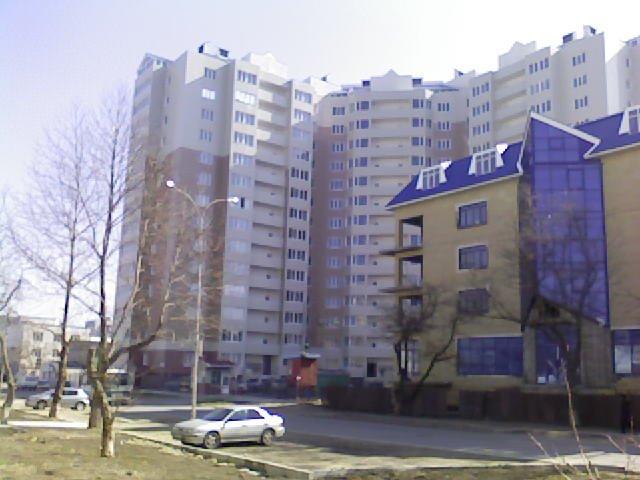 Anapa - Zona residencial, Анапа