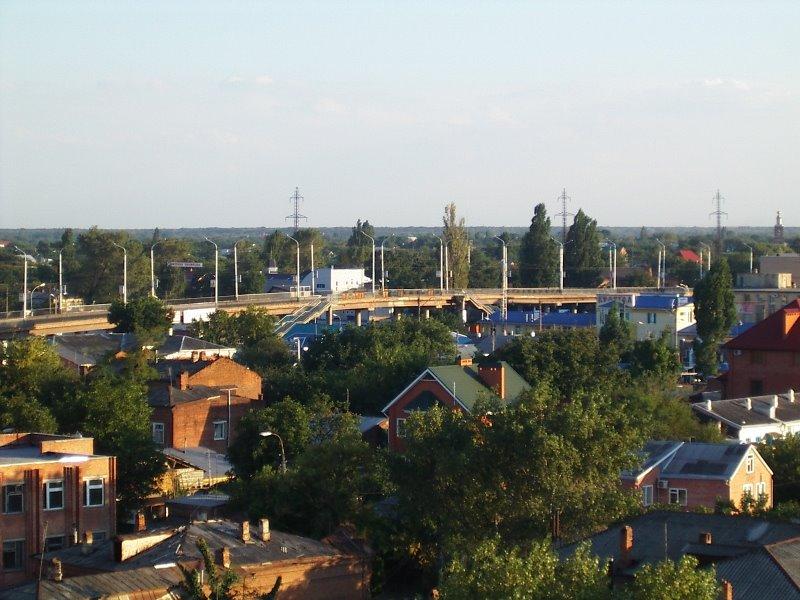 Урицкий мост, Армавир