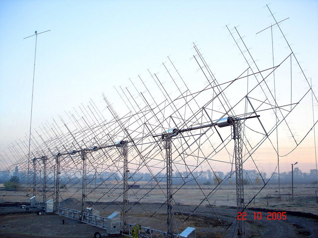 RN6BN 144 MHz, Гиагинская