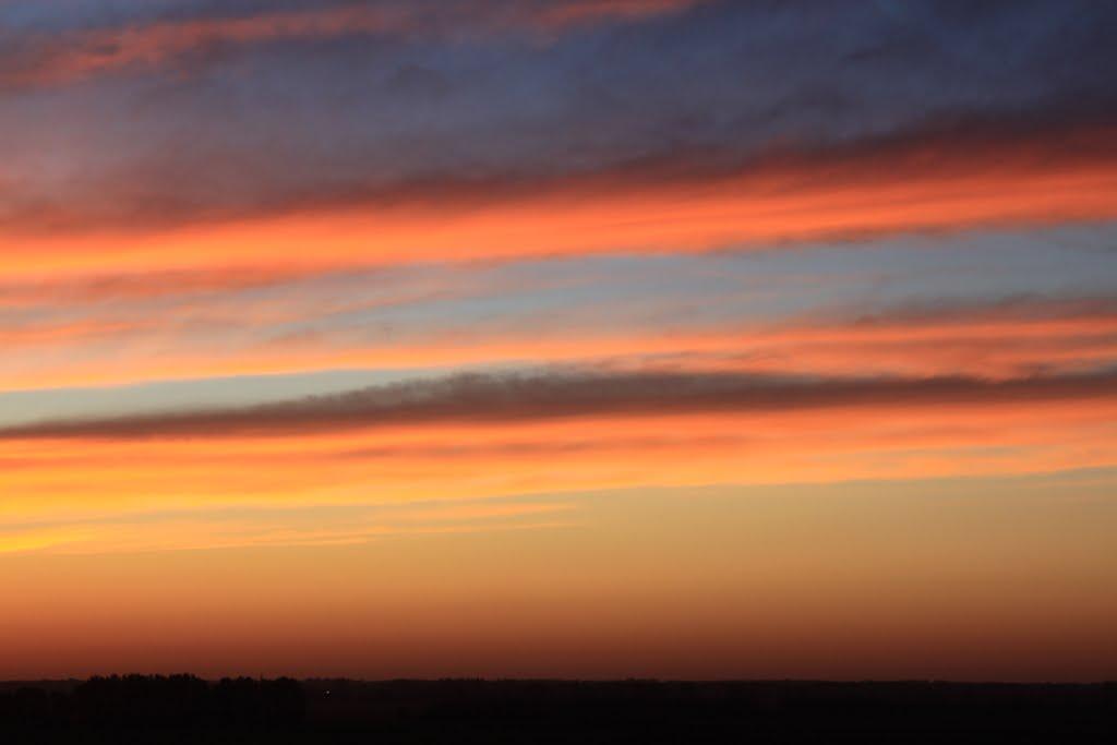 Закат -Sunset, Гиагинская