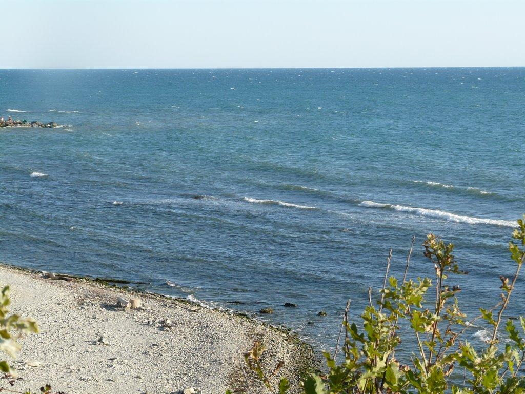 вид на море, Джубга