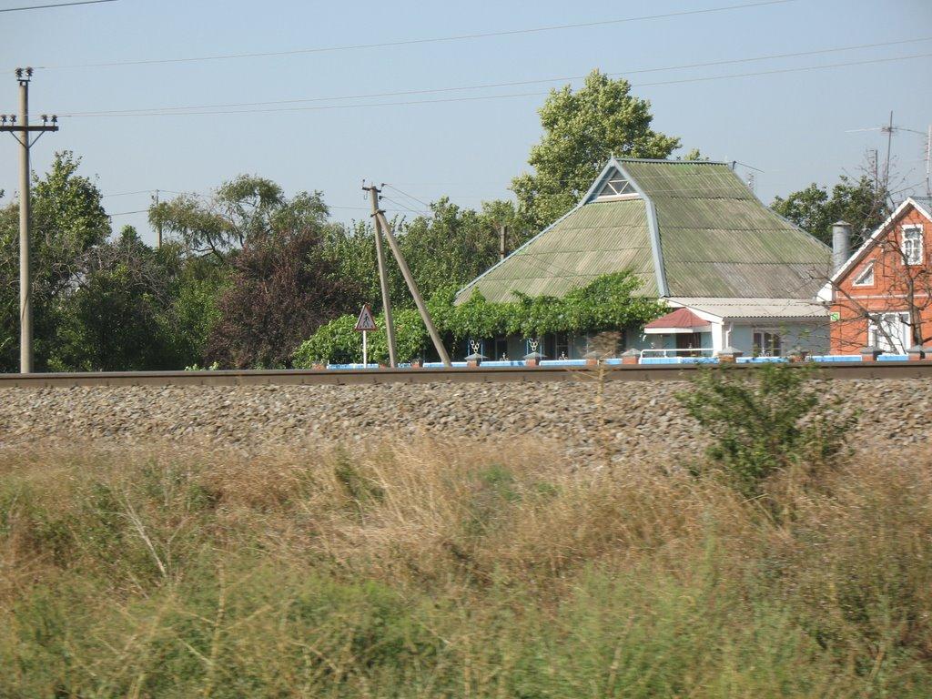 Железная дорога, Динская