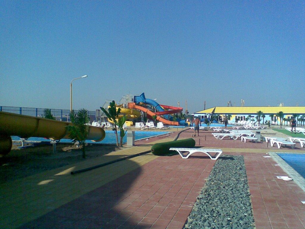 Аквапарк на Каменке, Ейск