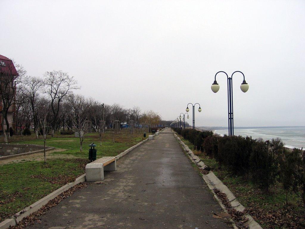 Приморский бульвар, Ейск