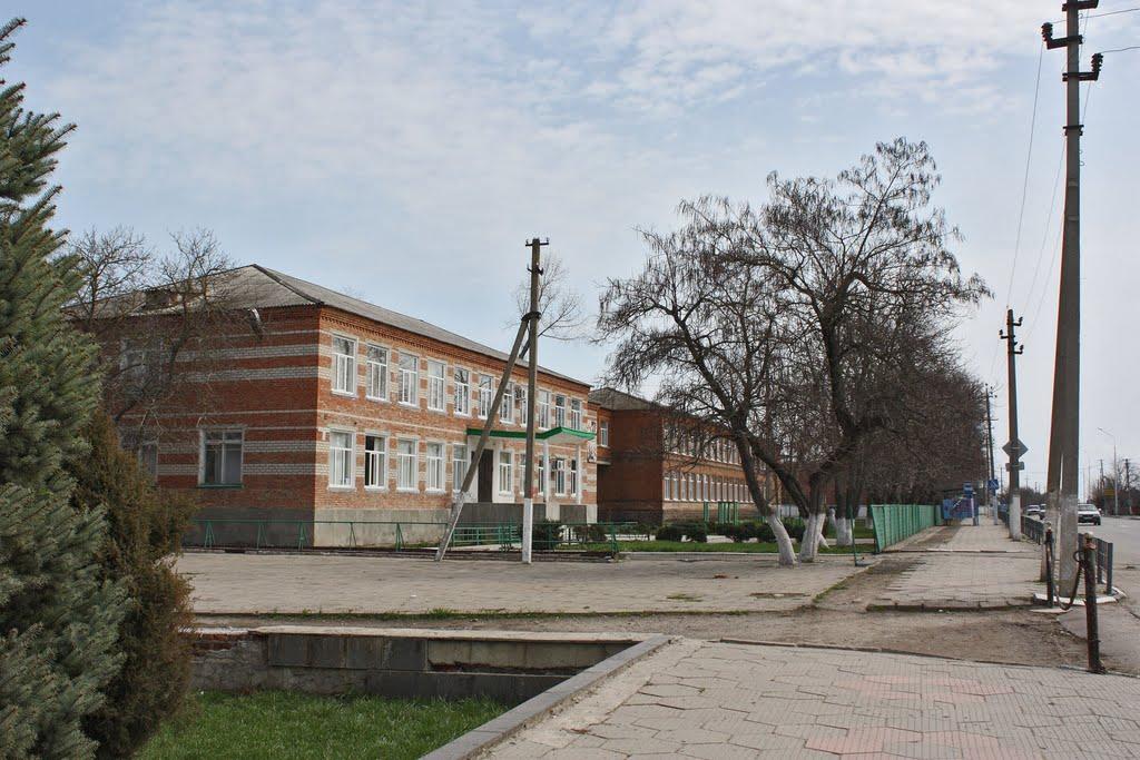 Каневская - школа-лицей №7 - 4.04.2010 г., Каневская