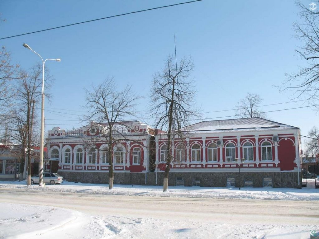 Прокуратура (бывш. роддом) http://kropotkin23.ru/, Кропоткин