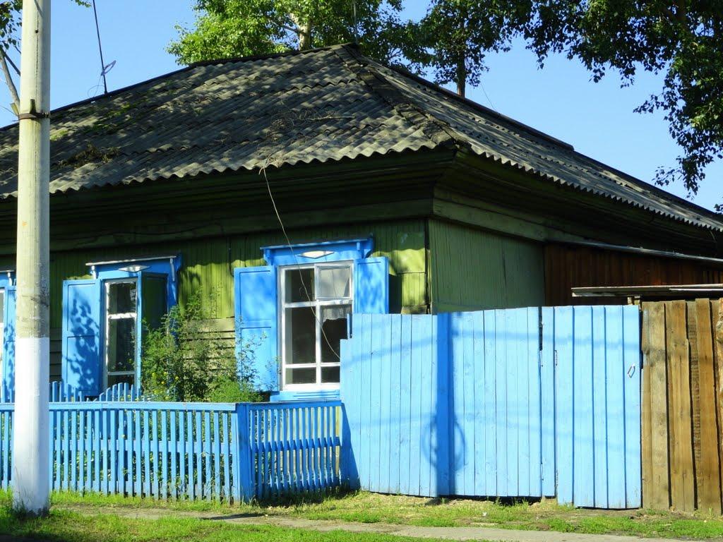 Дом в Емельяново, Емельяново