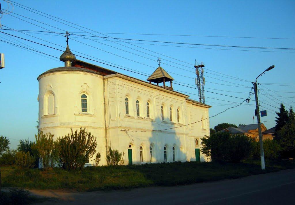 Сельский Храм., Емельяново