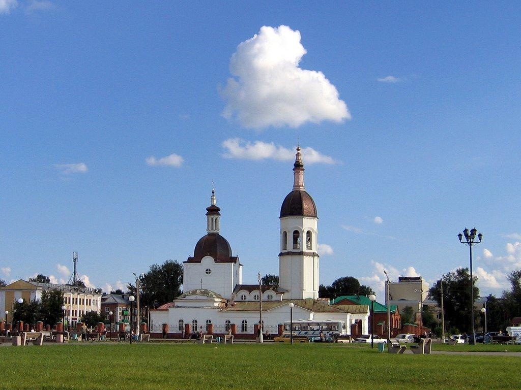 Погода на неделю красноярский край город канск
