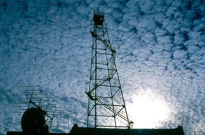 Sky above Khatanga. Небо над Хатангой, Хатанга