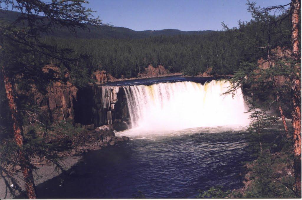 Бельдунчанский водопад, Черногорск