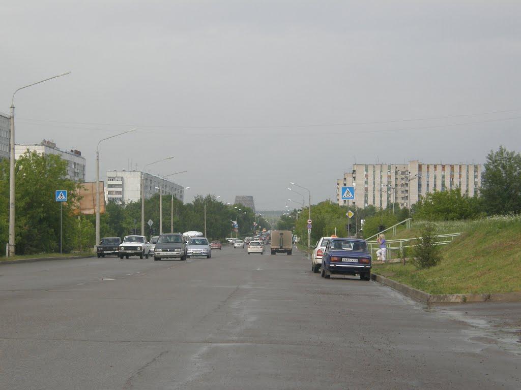 Л.Комсомола 1, Сосновоборск