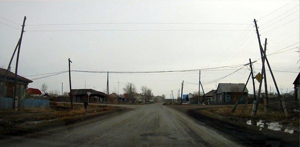 улица Кирова, Лебяжье