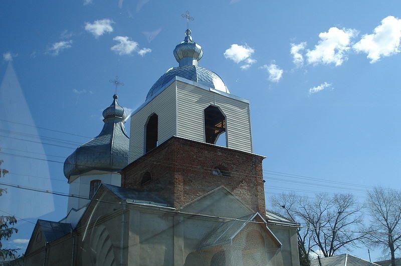 Церковь, Большое Солдатское