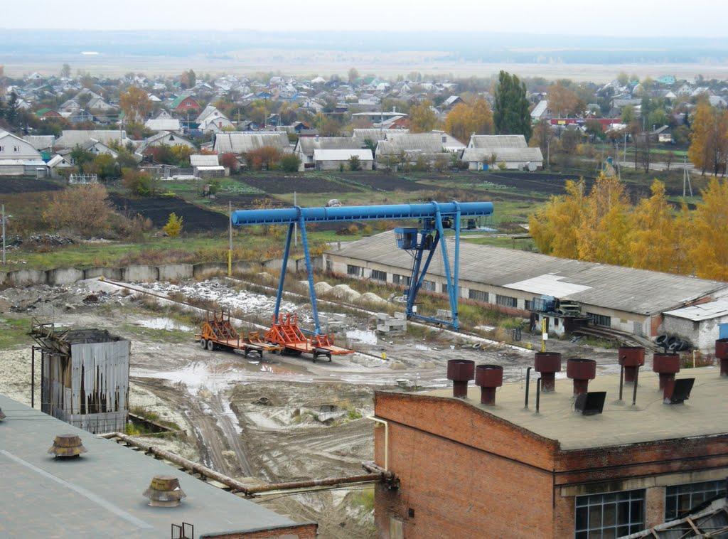 Цементный завод 2, Прямицыно